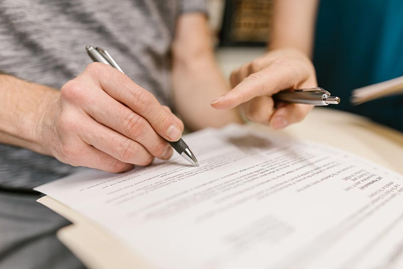 Pre/Post Nuptial Agreements