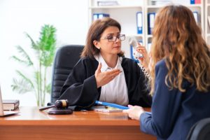 communication with attorney